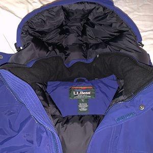 L.L. Bean Goose Down Jacket